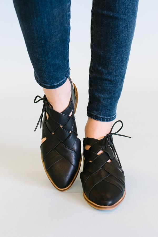 24bcfa7235a Richie lace-up sandal in black in 2019