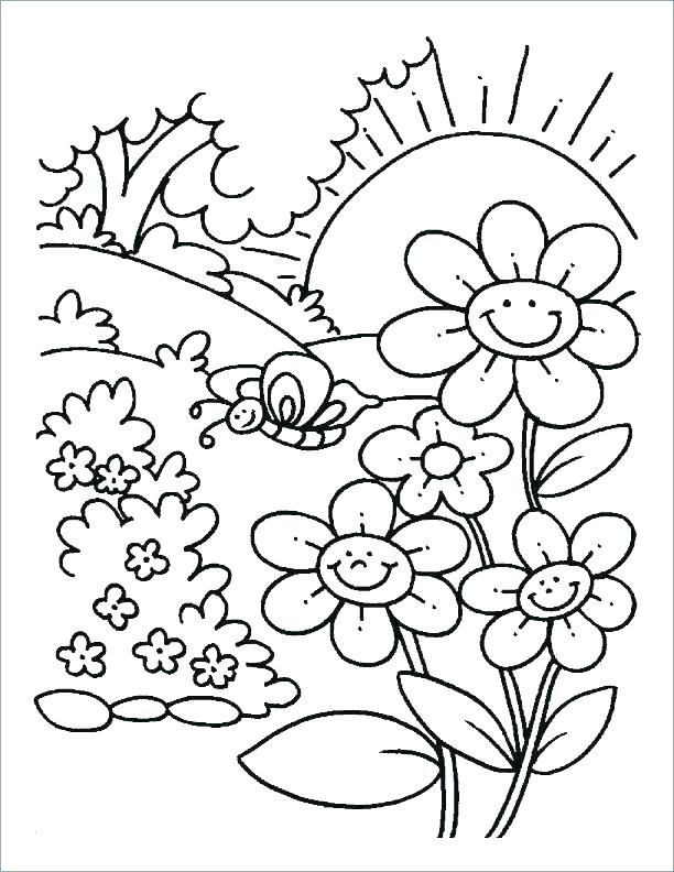 Spring Flower Coloring Pages Beautiful Flower Coloring Pages Beautiful Flower Coloring Sheet Flower Coloring Sheets Flower Coloring Pages Spring Coloring Pages