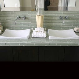 find this pin and more on vanity backsplash by calene3. beautiful ideas. Home Design Ideas