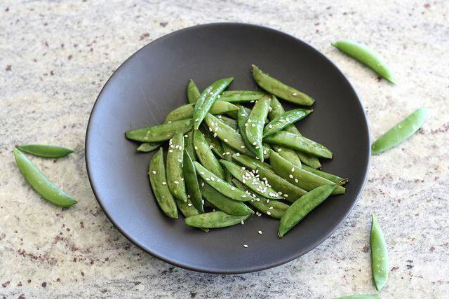 Sesame Roasted Sugar Snap Peas: Fun Recipes, Side Dishes, Sugar Peas, Sugar Snap Peas, Sesame Roasted, Favorite Recipes, Roasted Snap, Parties Food, Roasted Sugar