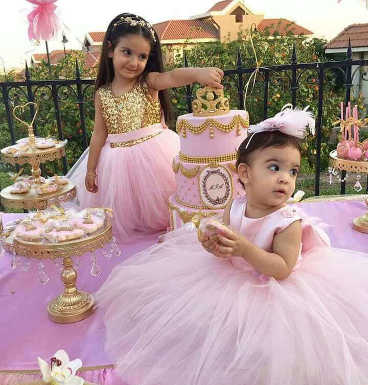 Royal birthday / baby shower ideas