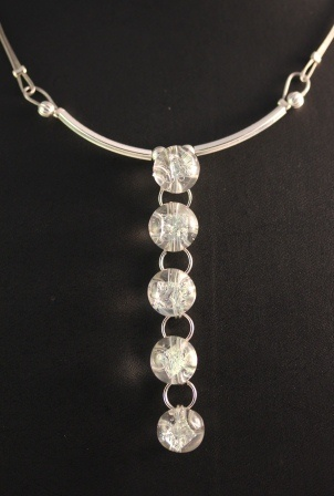 Wedding / Esküvői kollekció | CzinamonArt fused glass jewelry