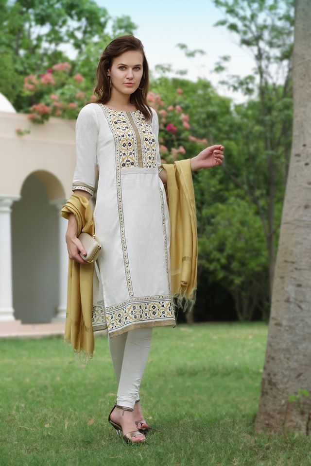 This #FestiveSeason get a perfect #ethnic look with our #NewCollection. Explore and own it here : www.shopforw.com — with Salim Divakaran and Nichol Akash.