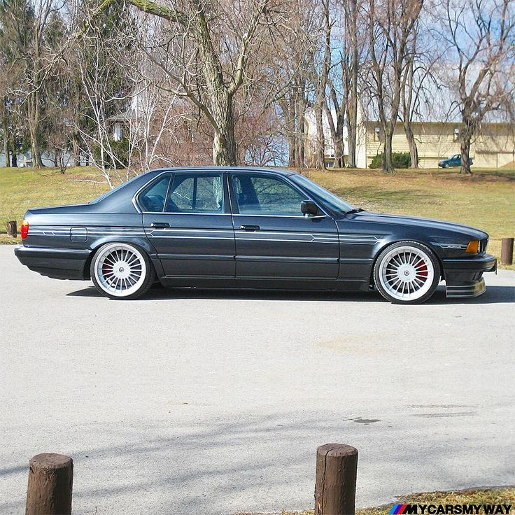 466 Best BMW E38 Images On Pinterest