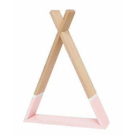 tipi plank roze