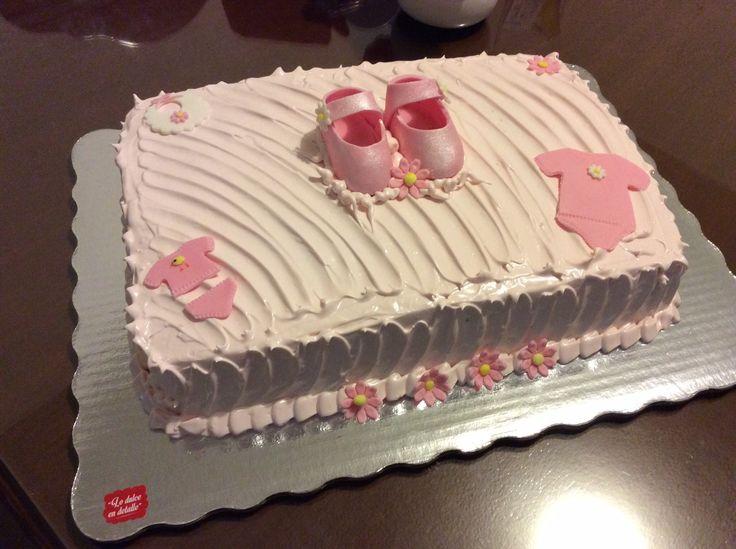 Pastel babyshower