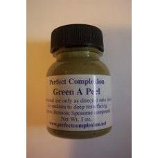 Green Peel Facial Resurfacing Mask