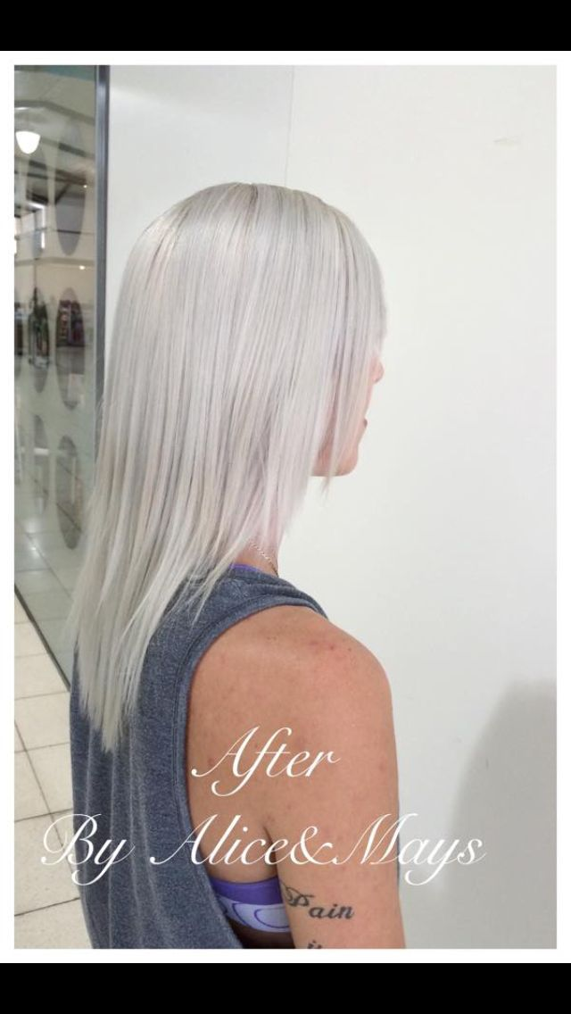 Perfect platinum by Alice&Mays 85222742