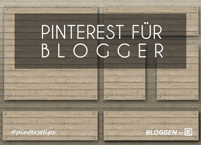 Die 10 Dinge, die die meisten Blogger nicht über Pinterest wissen. Pinterest deutsch als Traffic Quelle, kostenlos bei Pinterest anmelden.