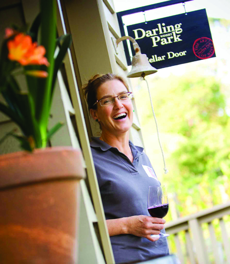 Darling Park Winery | www.lovethepen.com.au