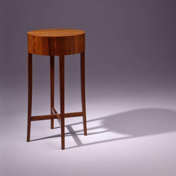 Drum Sidetable by Anton Gerner - bespoke contemporary furniture melbourne