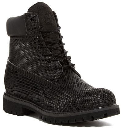 Timberland 6 Premium Exo Web Tech Boot  Waterproof