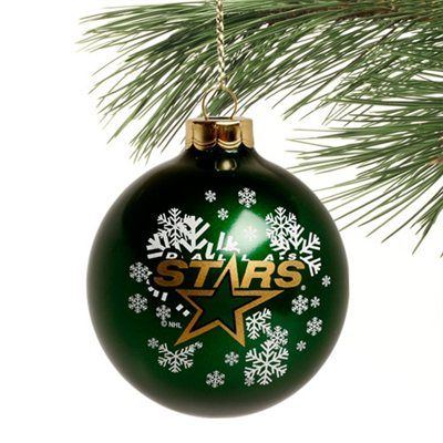 Detroit Red Wings Christmas Ornaments