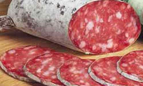 Receita de Salame       Fonte da imagem: mangiotipico.it   muito bom!     O salame é uma comida típica italiana. O seu nome deriva do verb...