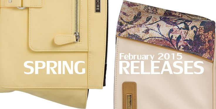 Spring 2015 Releases *Miche Canada* #michecanada #michefashion #improveyourlife #letsparty #directsales #fashion #style #purses #handbags #accessories