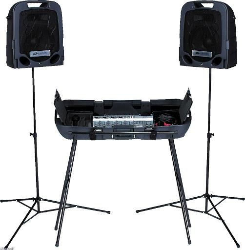 Portable PA System - $140