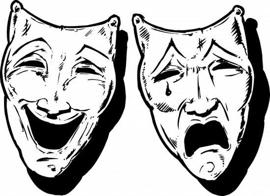 8 best images about teaching masks and mask templates on for Ancient greek mask template