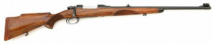 Brno ZG-47 deluxe model a bolt action magazine rifle