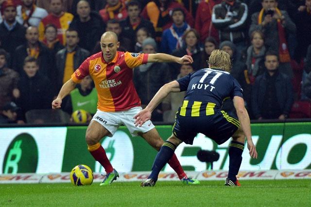 Galatasaray 2-1 Fenerbahçe maç özeti izle