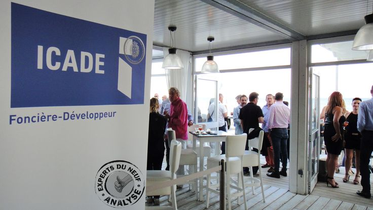 #immobilier #Montpellier EXPERTS DU NEUF remercie ICADE promotion pour sa superbe soirée à la @lagrandemotte