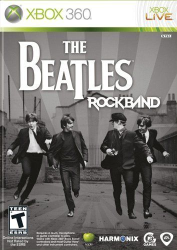 XBOX 360 GAME THE BEATLES ROCK BAND ~GAME ONLY~*BRAND NEW