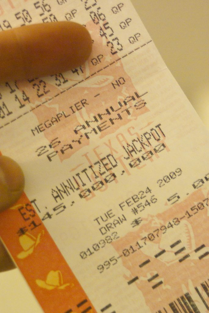 145 million lottery win!   rumor is that you have to actually buy one to win one....so I'm not going to win this either.
