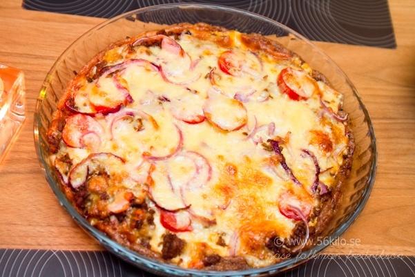 Tacopaj @ 56kilo – LCHF Recept, inspiration, mode och matglädje!
