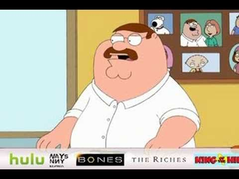 Family Guy - Mustache Dad