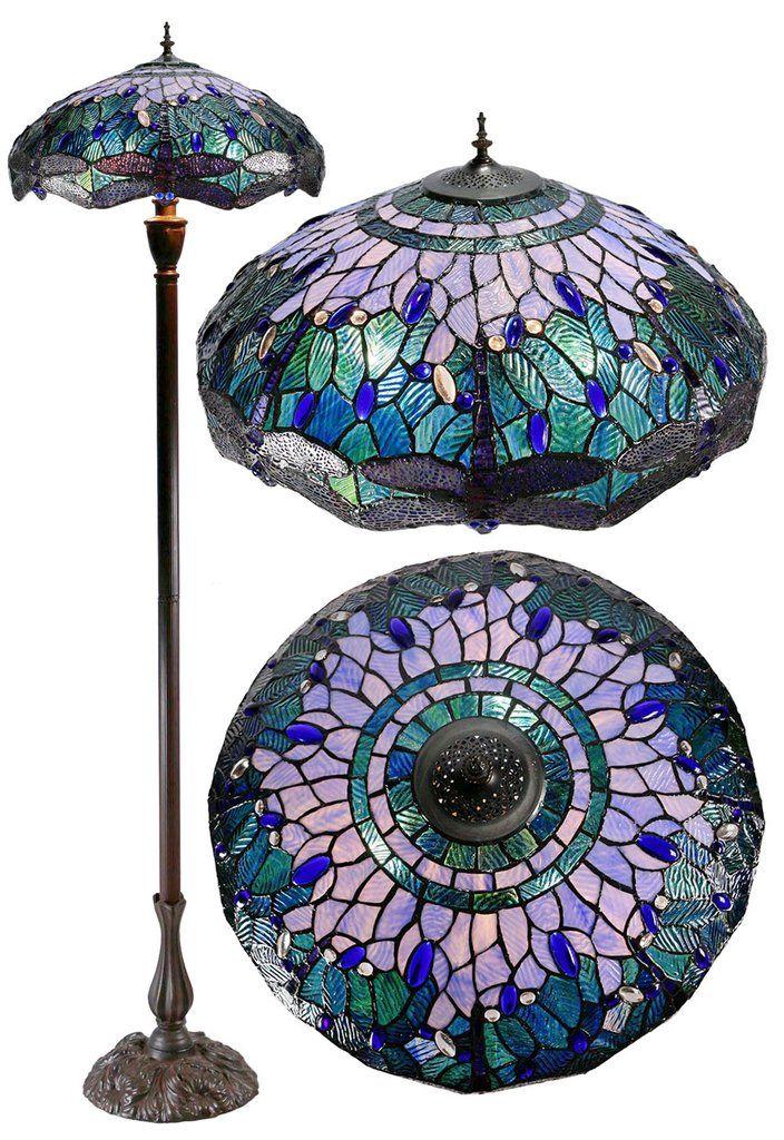 Tiffany Reproduction Lamps Joanne Tiffany Tiffany Floor Lamp