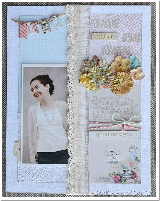Beautiful: Scrapbook Ideas, Scrapbook Crafts, Inspiration Scrapbook, Scrapbook Inspiration, Crafts Scrapbook, Scrapbook Ideal, Scrapbook Lace, Scrapbook Layout, Scrapbook Favorite