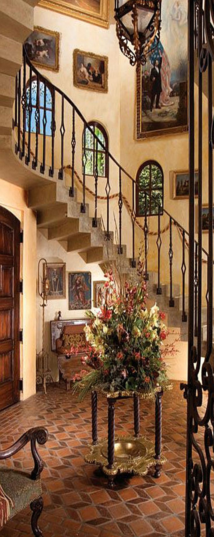 find this pin and more on spanish style homes - Spanish Style Homes