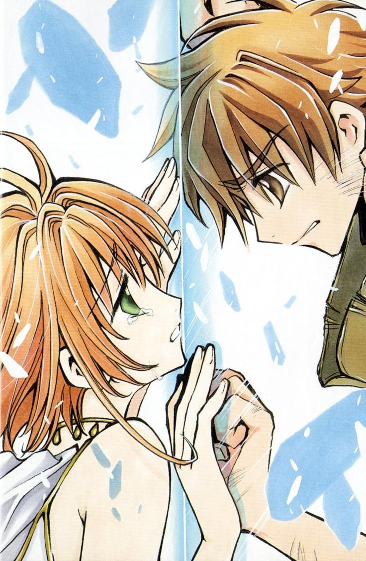 Tsubasa Reservoir Chronicle CLAMP: Sakura & shaolan