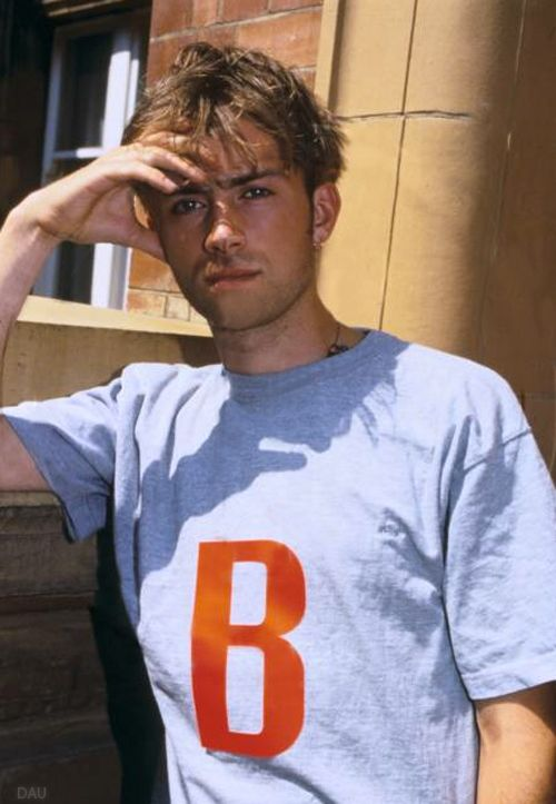 Damon Albarn from Blur, Gorillaz, The Good The Bad and The Queen