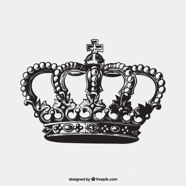 Best 25 Crown Drawing Ideas On Pinterest Crown Tattoos Queen Drawing King