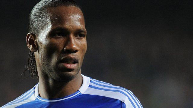 Didier Drogba will leave Chelsea this summer