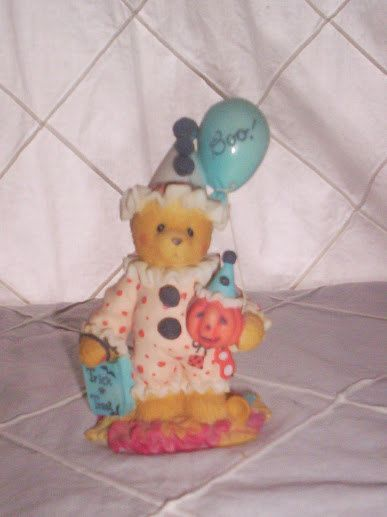 Vintage Cherished Teddies figurines by PortaPortese on Etsy