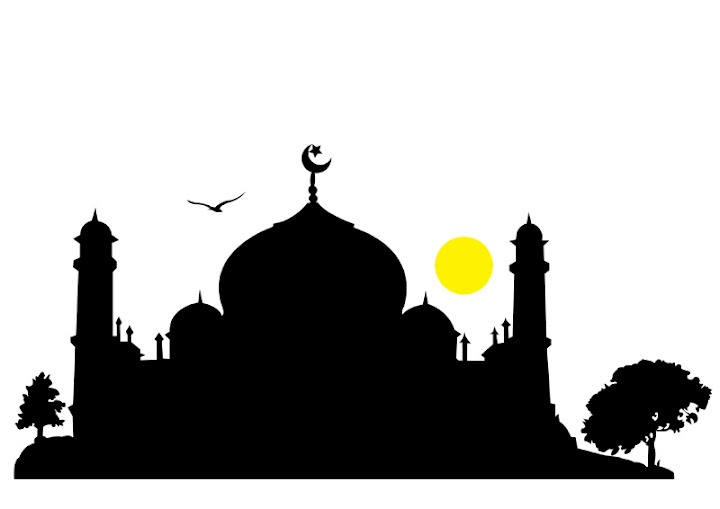 mosque silhouette | My next big project | Mosque ...