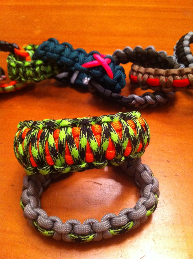 282 best everything paracord images on pinterest for Paracord projects