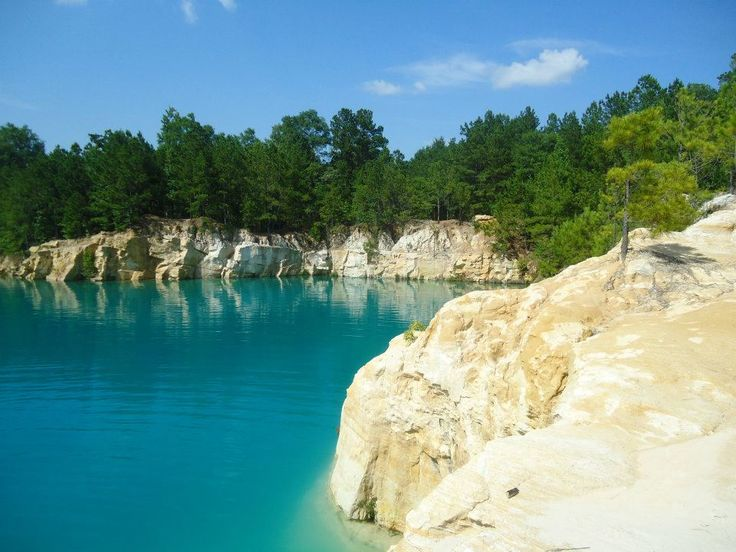 Blue Hole. Lufkin, Texas @LBDujour