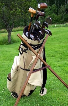 Hickory Golf Clubs