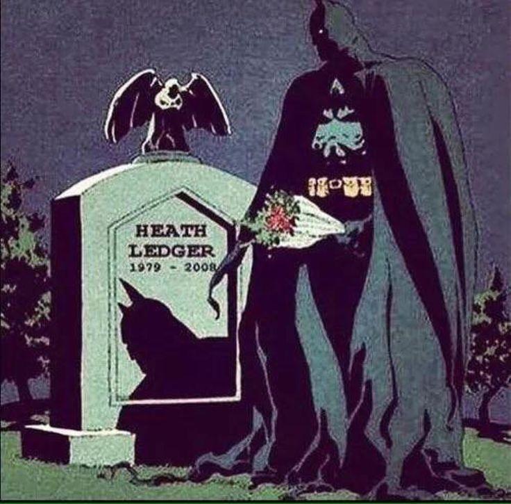 In Memory of Heath Ledger