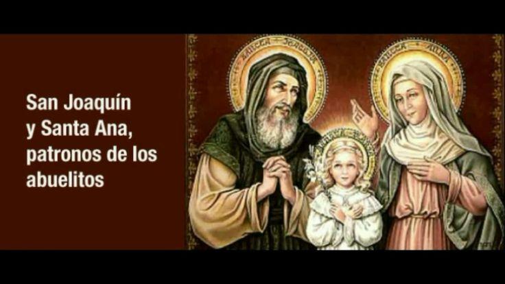 26 de Julio-Día de los abuelos-Parroquia Santísima Trinidad-San Juan