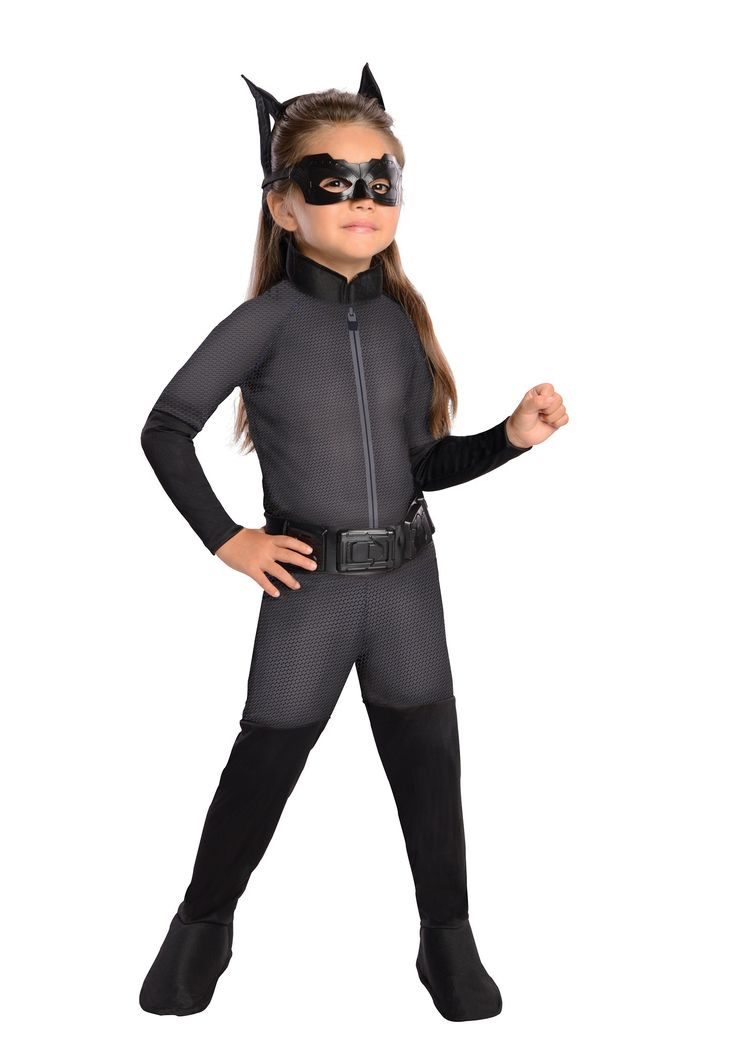Best 25 catwoman costume kids ideas on pinterest cat woman diy this toddler catwoman costume recreates the look from the classic batman villain for your little girl solutioingenieria Image collections