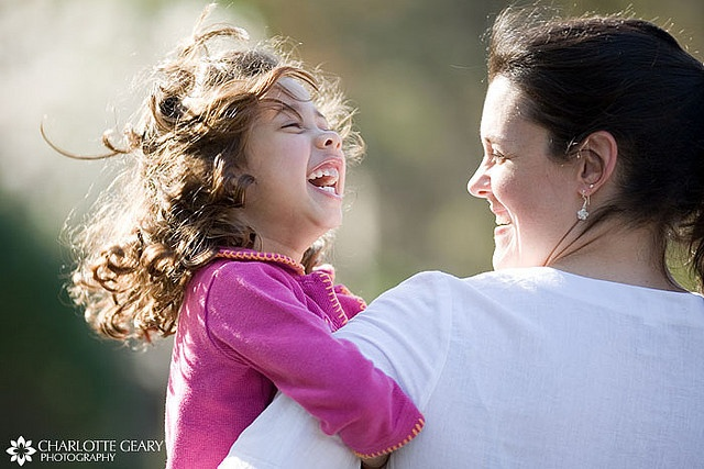 Family portrait session in Reston, Virginia by Charlotte Geary Photography, via Flickr: Geari Photography