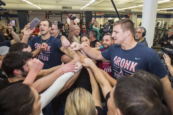 gronk and his squad