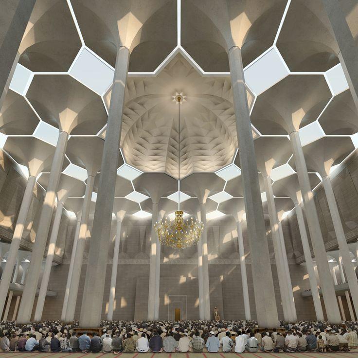 KSP Juergen Engel Architekten, Mosquée d'Algérie