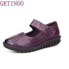 Ручной Мягкие Обувь Женщина Натуральная Кожа Женская Обувь Удобные Мокасины женские Плоские Обувь Женская Мода Квартиры(China (Mainland))