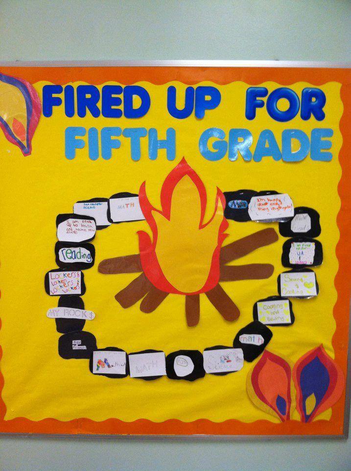 bulletin board ideas | ... First Grade Bulletin Board Idea » Fire Station Bulletin Board Idea