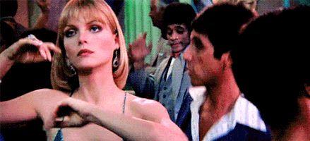 film dancing party club al pacino