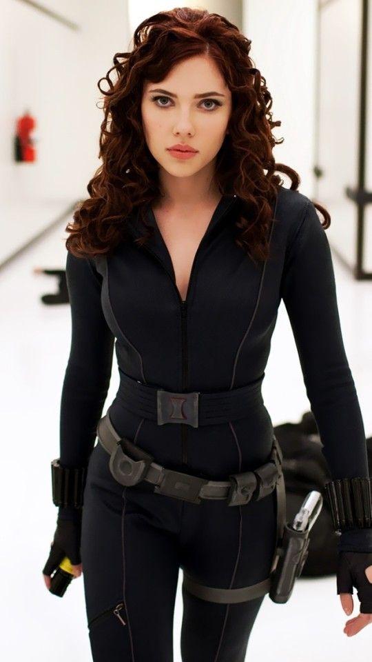 Scarlett Johnson In Captain America Scarlet Johnson Image ...